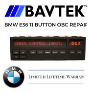 BMW E36 11 BUTTON OBC REPAIR