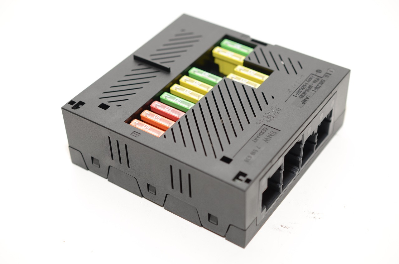 Bmw E60 E63 E65 Ism Integrated Supply Module Fusebox Bavtek Inc F20 Fuse Box Larger More Photos