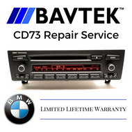 BMW 1 Series Alpine CD73 Radio LCD Dead Pixel Repair