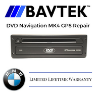 BMW E38 E39 E46 E53 MK4 DVD Navigation Unit Repair Service