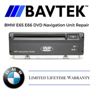 BMW E65 E66 MK4 DVD Navigation Unit Repair Service