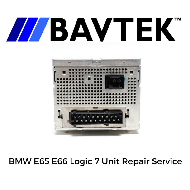 BMW E65 E66 Logic 7 L7 Amp Repair Service