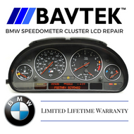 BMW Speedometer Cluster LCD Display Dead Pixel Repair - E38 E39 E53 X5