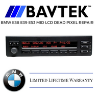 BMW MID Multi Information Display Radio LCD Dead Pixel Repair E38 E39 E53 X5