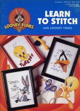 Learn to Stitch with Looney Tunes