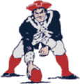 New England Patriots Retro Logo