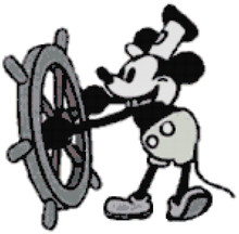 Mickey Mouse Steamboat Willy