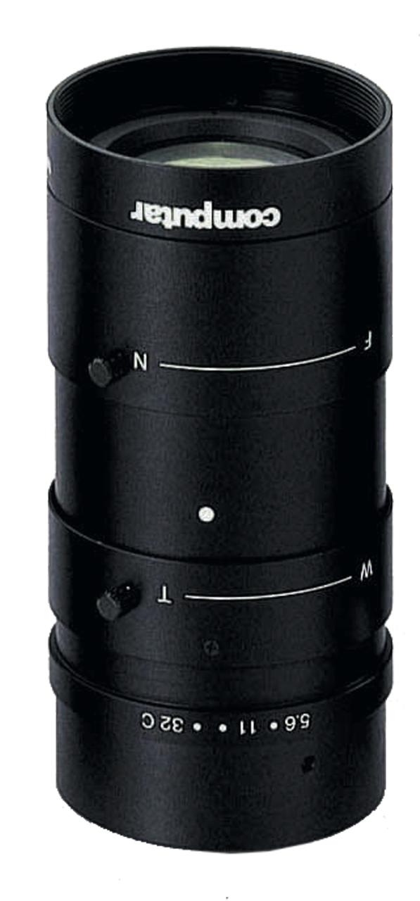 10X F5.6 Manual Zoom Focus & Iris Close-up C-Mount Lens Computar ...