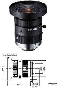 Pentax/Ricoh FL-HC0514-2M