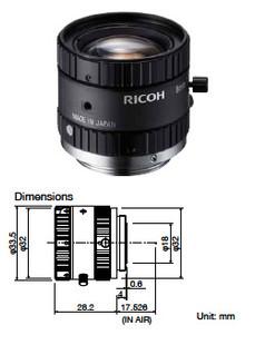 Pentax/Ricoh FL-CC0814-2M