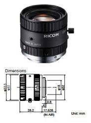 Pentax/Ricoh FL-CC1214-2M