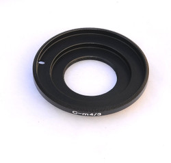 M4/3 to C-Mount Adapter