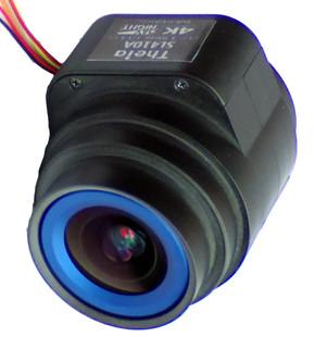 "Theia Technologies SL410A 1/1.7"" 4-10mm F1.4 DC Auto-Iris CS-Mount Lens"