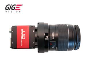 Prosilica GT1930L Gigabit Ethernet camera with Sony IMX174 CMOS sensor