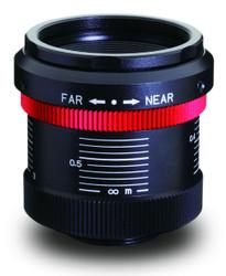 "Kowa LM35HC-V 1"" 35mm F1.4/F2.8/F4/F8 C-Mount Lens, 2 Megapixel Rated, Ruggedized"
