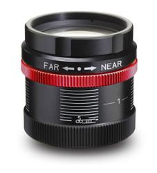 "Kowa LM50HC-V 1"" 50mm F1.4/F2.8/F4/F8 C-Mount Lens, 2 Megapixel Rated, Ruggedized"