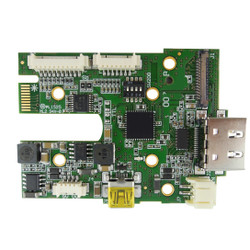 EM19577 iShot XBlock 4K HDMI Interface Board for Sony FCB-ER8300 4K Eagle, Includes Cable Set