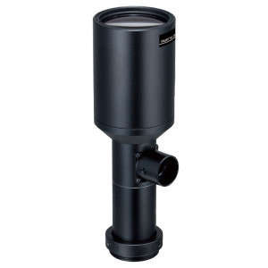 """Computar TEC-M03110MPC 2.3"""" Telecentric C-Mount Lens, 0.3X, WD=110mm, 2 Megapixel Rated, Coaxial Type"""