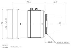 Goyo Optical GLSW5028F