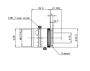 VS Technology VS-1214V-IR