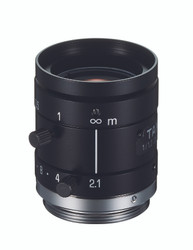 "Tamron M112FM35 1/1.2"" 35mm F2.1 Manual Iris C-Mount Lens, Compact Size, 5 Megapixel Rated"