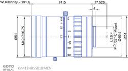 Goyo Optical GM12HR55018MCN