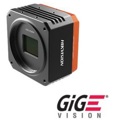 "HikVision MV-CH290-60GM 8MP, 3296×2742, 5.5um, Kodak 4/3"" CCD, Global Shutter, 14fps Mono8, Dimension: 74mm×74mm×49mm, Lens Mount: M58*0.75 for F-mount and V-mount lens ens"