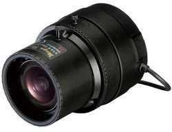 "Tamron M118VG413IRCS 1/1.8"" 4-13mm F1.5 DC Auto-Iris Vari-Focal CS-Mount Lens, IR Type (Day/Night), 5 Megapixel Rated"