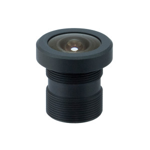 """Computar T2820KF3P 1/2.8"""" 2.8mm F2.0 M12 (S-Mount) Lens, 2 Megapixel Rated, IR Corrected"""