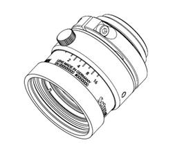 Schneider Optics 21-1081347 Xenon-Topaz