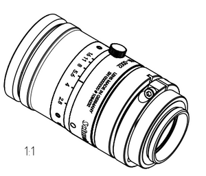 Optics APO-Xenoplan 27-1992916