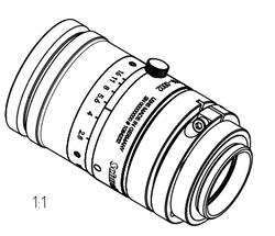 Optics APO-Xenoplan 27-1992916