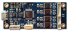 Theia Technologies MRC600 Development Board for Controlling 4K Motorized Zoom & Focus with P-Iris Lenses
