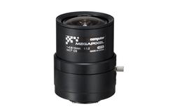 "Computar A4Z2812CS-MPIR 3 Megapixel, 1/2.7"" 2.8-10mm F1.2 Varifocal, HD Series, Manual Iris (CS Mount) Day/Night IR"