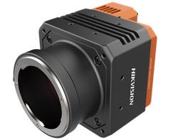 IK Vision MV-CH250-20TM-M58S-NF 25MP Monochrome Camera, 5120×5120, 4.5um, PYTHON 25K 23mm x 23mm CMOS, Global Shutter, 40fps Mono8, Dimension: 74mm×74mm×78mm, Lens Mount: M58 x 0.75 with Cooling Fan