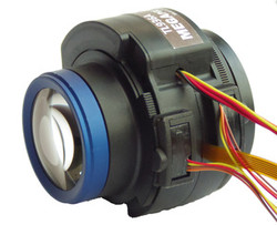 "Theia TL936P-R4 Technologies 1/2.3"" 9-36mm F1.5 P-Iris CS-Mount Lens, 4K Compatible, 5 Megapixel Rated, Motorized Zoom, Focus, Iris & IRC"