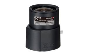"""Computar EG3Z3915KCS-MPWIR 1/1.8"""" 3.9-10mm F1.5 P-Iris Vari-Focal CS-Mount Lens, 4K, Over 6 Megapixel Rated, IR Corrected (Day/Night)"""