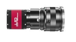 AVT Prosilica GT6400 APS-C Type Progressive Scan Monochrome CMOS (Sony IMX342) Camera, 31.5 Megapixel, 6480 x 4860, 3.8 fps, Auto-Iris (P-Iris & DC), GigE Output, Selectable Mount