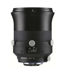 Zeiss Interlock 1.4/25 ZF.2 25mm F1.4 Manual Focus & Iris F-Mount Lens, 43.3mm Image Circle, 42 Megapixel Rated