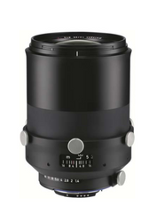 Zeiss Interlock 1.4/35 ZF.2 35mm F1.4 Manual Focus & Iris F-Mount Lens, 43.3mm Image Circle, 42 Megapixel Rated