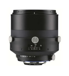 Zeiss Interlock 1.4/85 ZF.2  85mm F1.4 Manual Focus & Iris F-Mount Lens, 43.3mm Image Circle, 42 Megapixel Rated