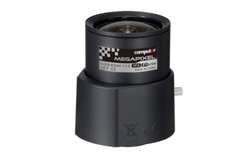 "Computar AG3Z2812KCS-MPWIR 1/2.7"" 2.8-8.5mm F1.2 P-Iris Vari-Focal CS-Mount Lens, 5 Megapixel Rated, IR Corrected (Day/Night)"