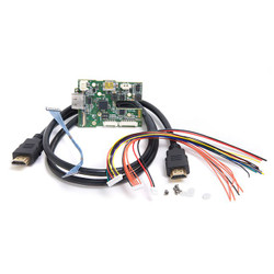 iShot XBlock EM19819 4K HDMI Interface Board OEM Integration Kit for Sony FCB-ER8300 4K Camera