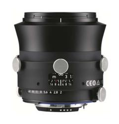 Zeiss Interlock 2/35 (M42-mount) 35mm F2.0 Manual Focus & Iris M42-Mount Lens, 43.3mm Image Circle, 42 Megapixel Rated