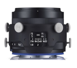Zeiss Interlock Compact 2/35 (M42-mount) 35mm F2.0 Manual Focus & Iris M42-Mount Compact Type Lens, 43.3mm Image Circle, 42 Megapixel Rated