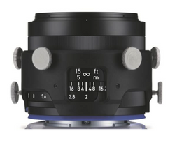 Zeiss Interlock Compact 2/50 (M42-mount) 50mm F2.0 Manual Focus & Iris M42-Mount Compact Type Lens, 43.3mm Image Circle, 42 Megapixel Rated