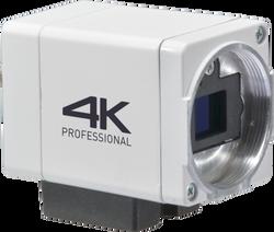 """Panasonic GPUH532HA 3MOS 1/3"""", High Sensitivity 4K UHD Camera Head"""