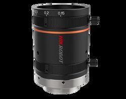 HIKROBOT MVL-LF5040M-F Full Frame 50mm F4.0 Manual Focus & Iris F-Mount (Nikon Mount) Lens, 46mm Image Circle, Low Distortion, 42 Megapixel Rated