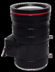 """FOCtek CS-D0825IR(8MP) 1/1.7"""" 8-25mm F1.4 DC Auto-Iris CS-Mount Lens, IR Corrected, 8 Megapixel Rated (4K)"""
