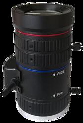 """FOCtek CS-D1150IR(8MP) 1/1.7"""" 11-50mm F1.4 DC Auto-Iris CS-Mount Lens, IR Corrected, 8 Megapixel Rated (4K)"""
